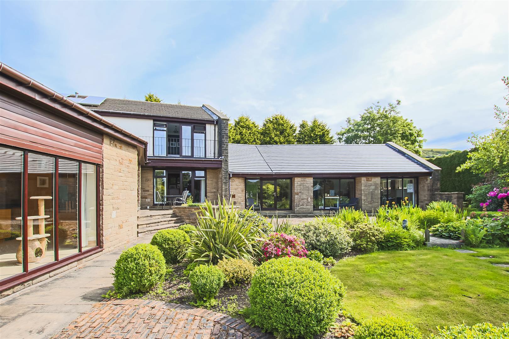 6 Bedroom Detached House For Sale - Side elevation